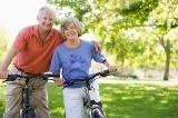 active-senior-couple