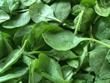Spinach is a rich source of heart-healthy magnesium.
