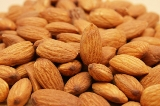 Chewing on almonds increases satiety and suppresses appetite.