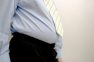 Misleading headline suggests it's good to be overweight!