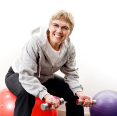 Exercise and antioxidant supplementation help fight osteoporosis