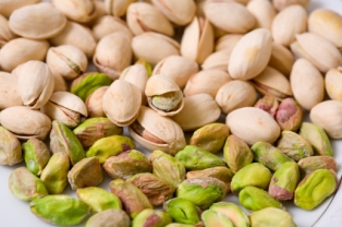 Pistachios are a healthy source of Omega-6 fatty acids.