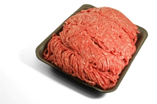 Ground beef is more likely to be infected with food-borne illnesses than whole cuts of beef, research indicates.