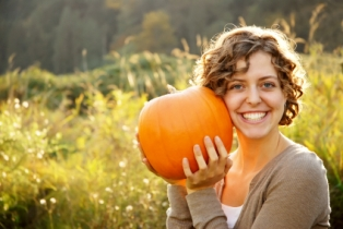 Study in the Journal of Agricultural and Food Chemistry suggests that pumpkin extract can help treat yeast infections.
